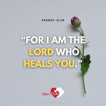 Exodus 15 26