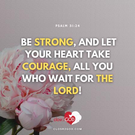 Psalm 31 24